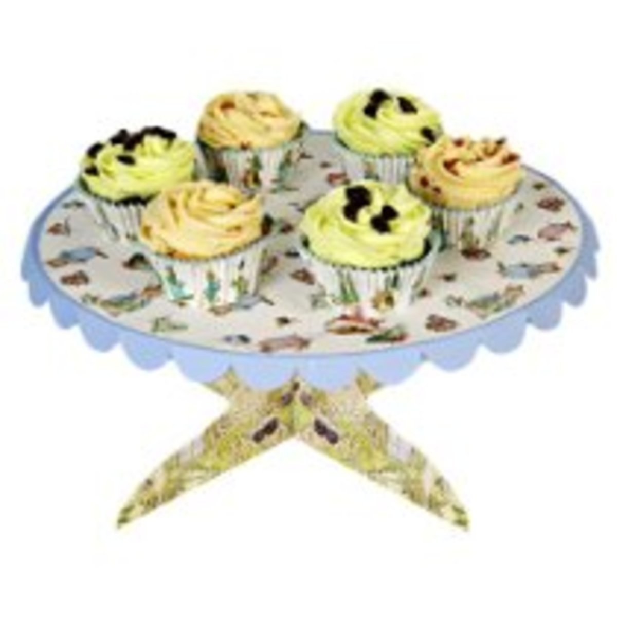 Peter Rabbit Cupcake Stand