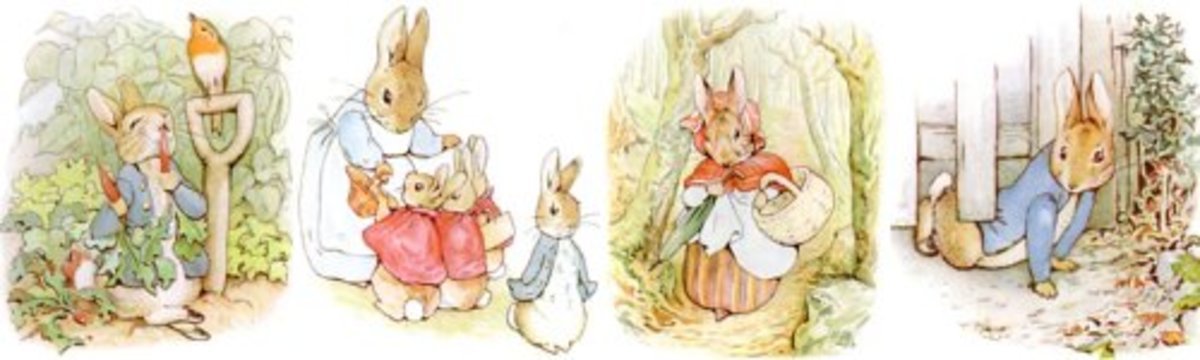Tale of Peter Rabbit