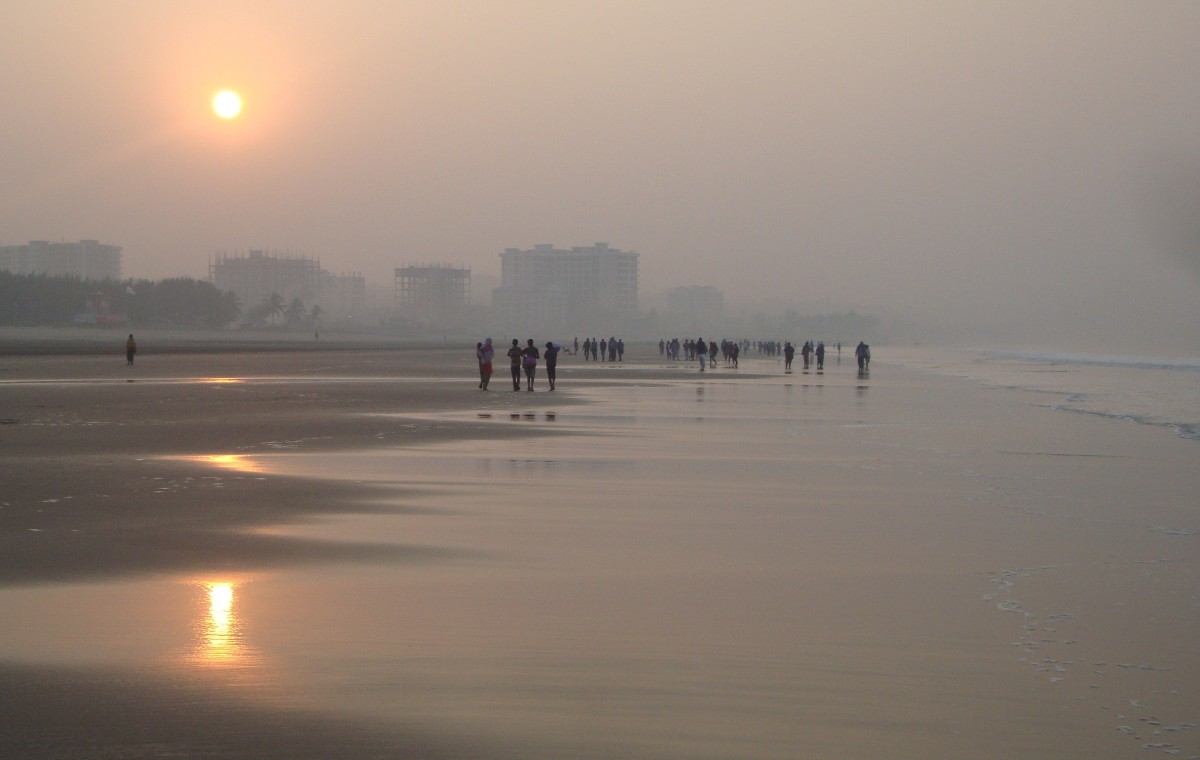 Cox's Bazar Sea Beach: The Longest Sea Beach In The World
