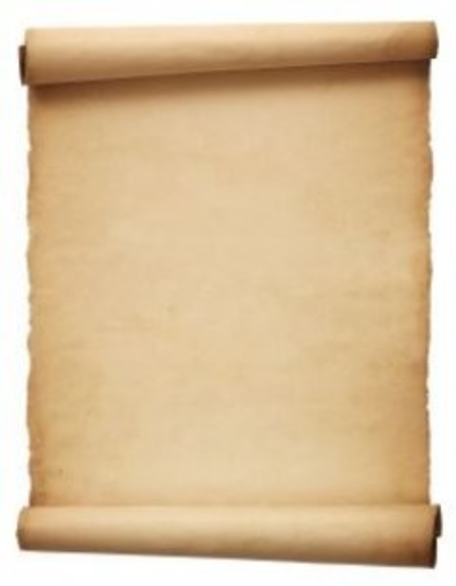 Title: Parchment ~ License sxu license ~ Photographer: brokenarts ~ everystockphoto.com