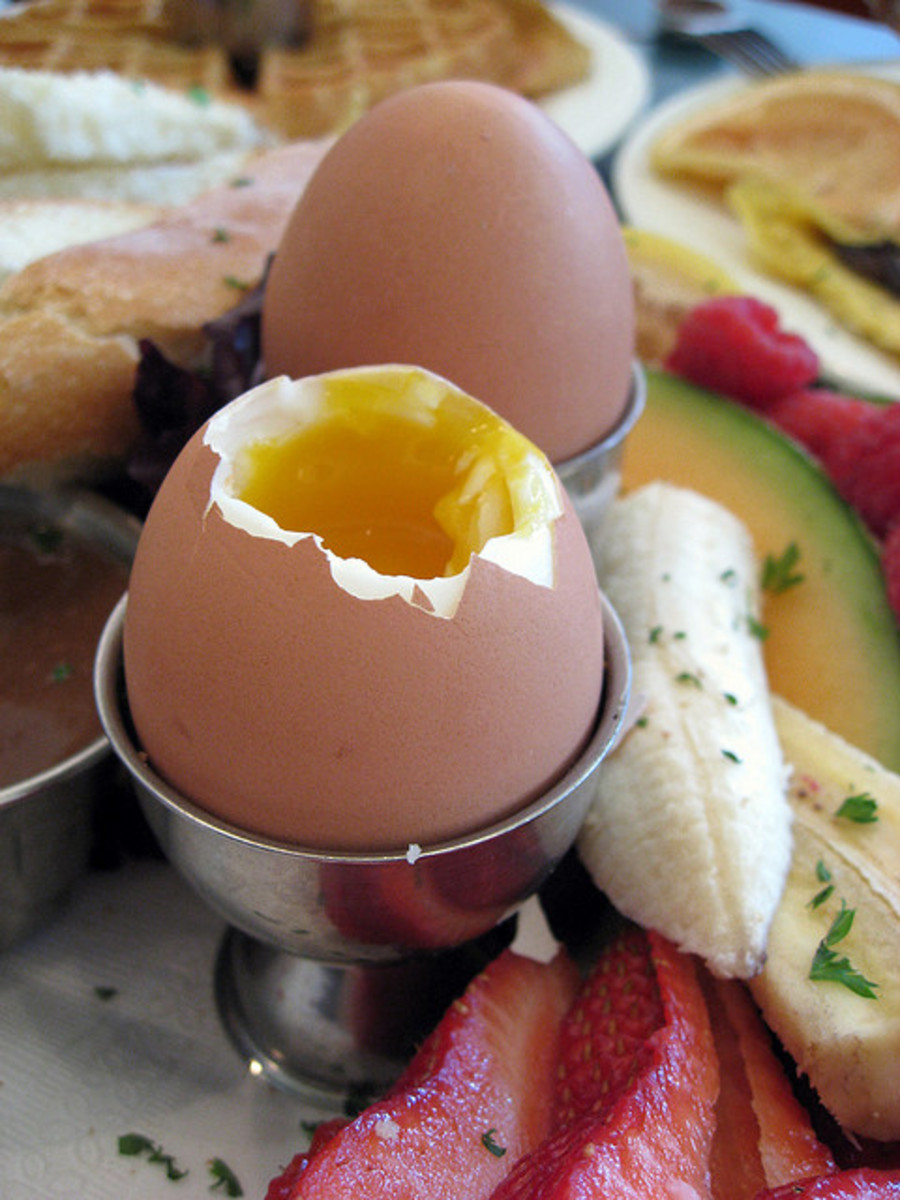 How to Boil an Egg - How to Make Perfect Hard Boiled Eggs Every Time
