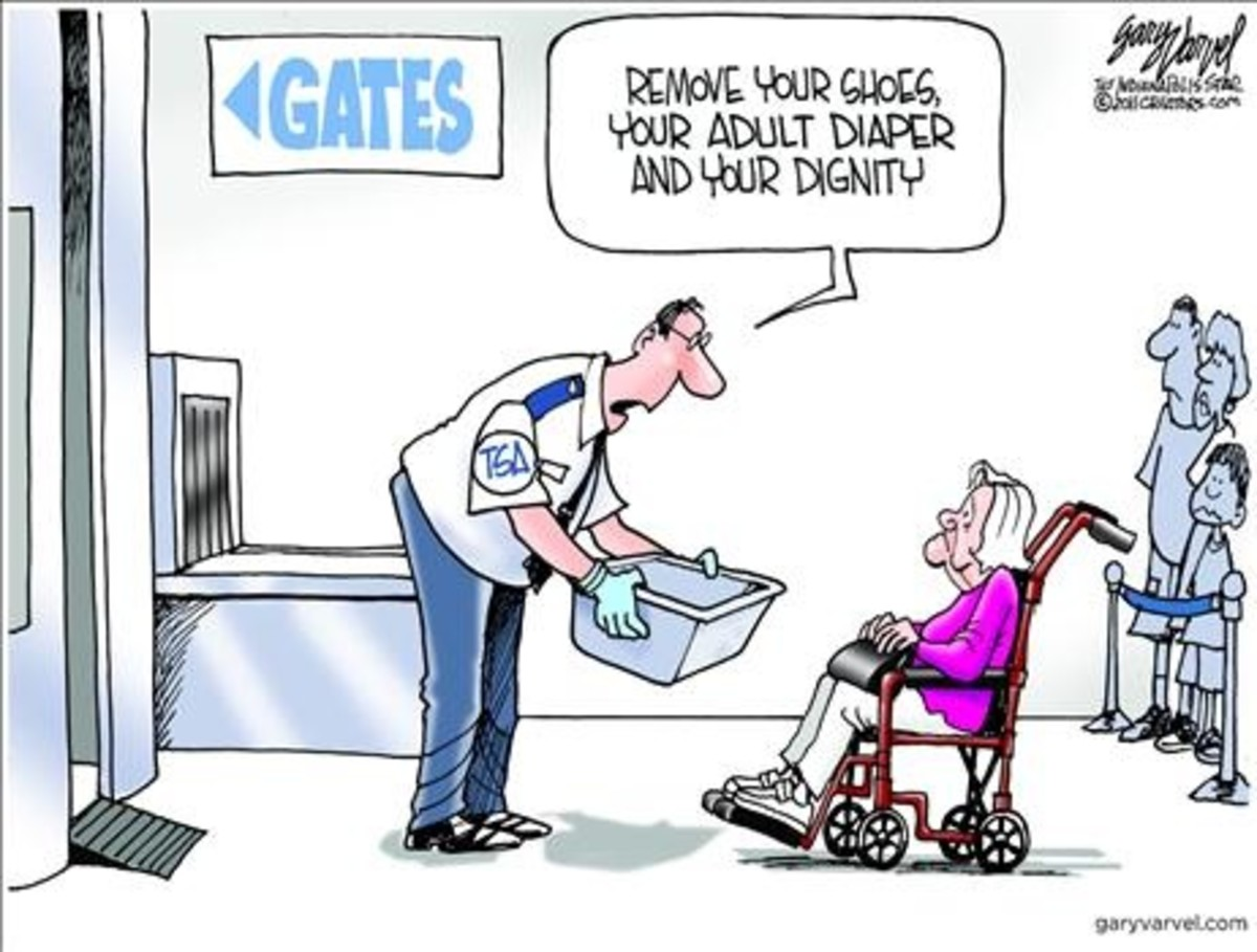 Groping Granny