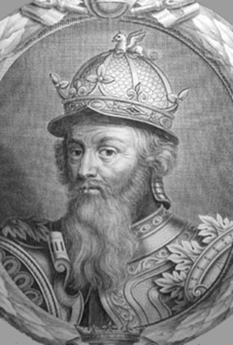 King Stephen 1, King Of England