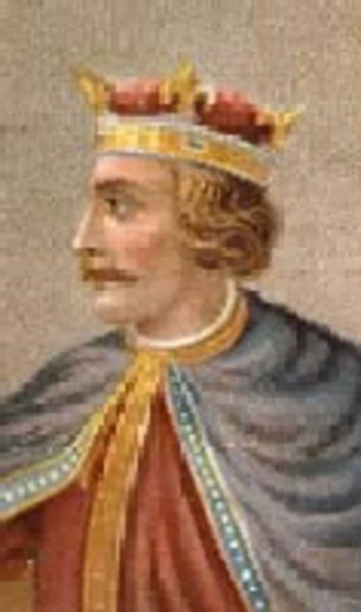 Henry I (1100-1135) King of England