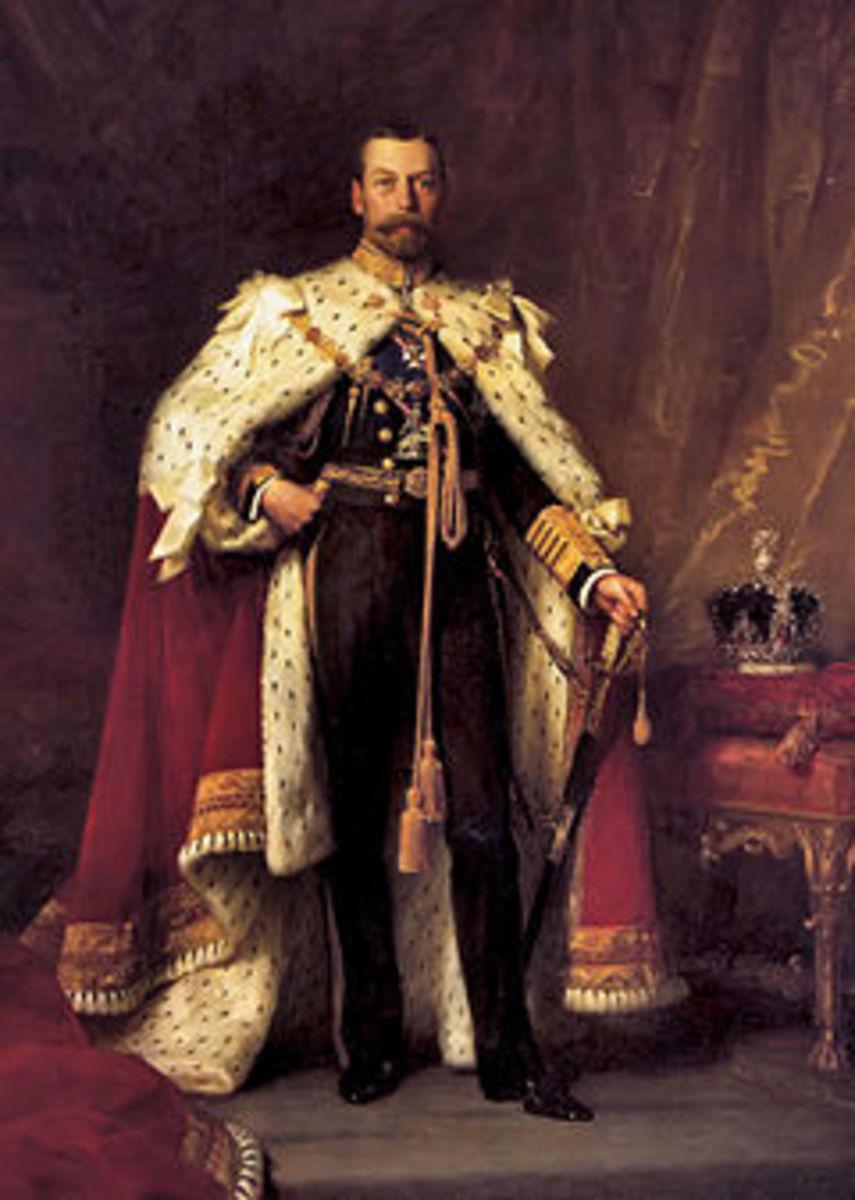 King George V,  1865-1936