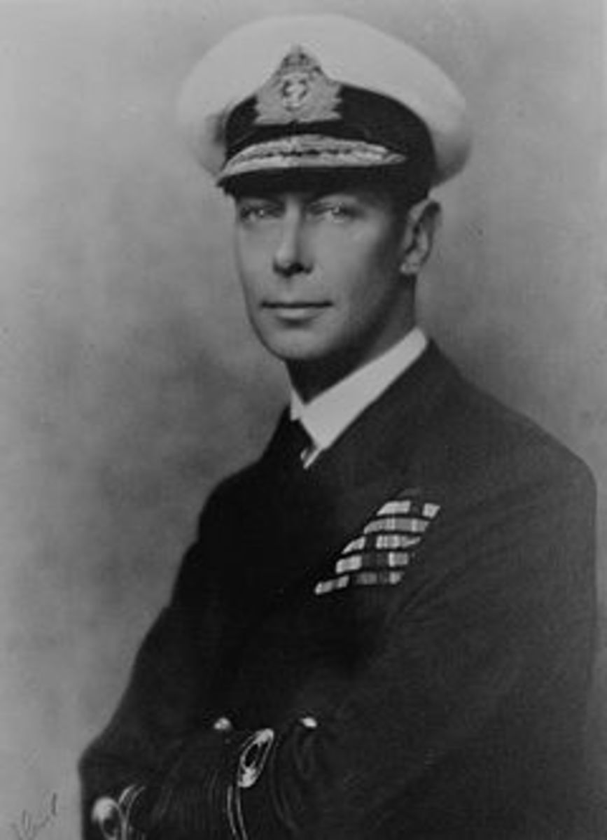 King George VI- King after the abdication