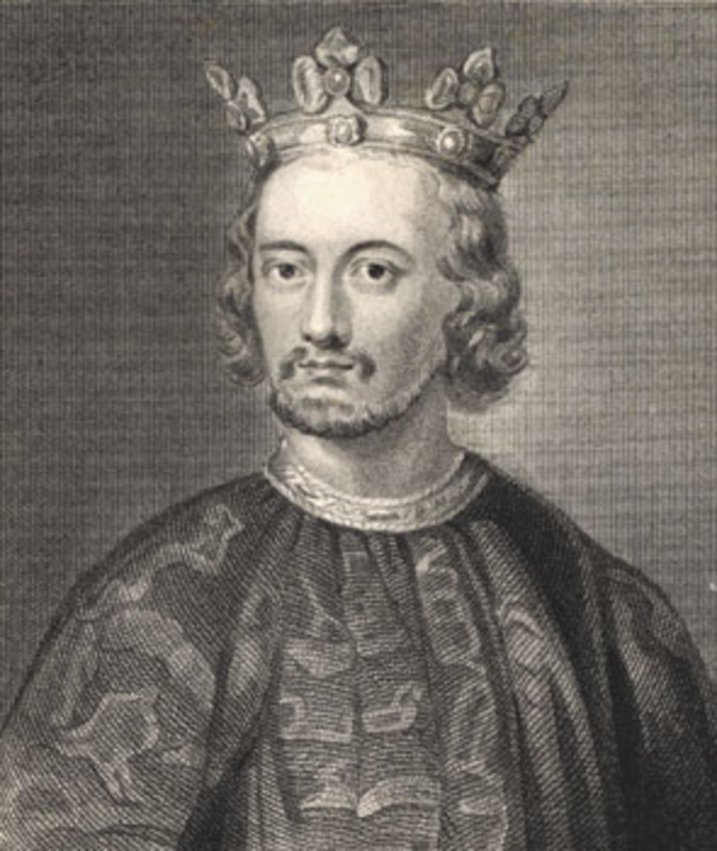 John I, (1199-1216) King of England