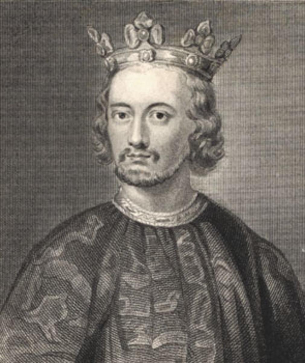 John I, (1199-1216) King of England