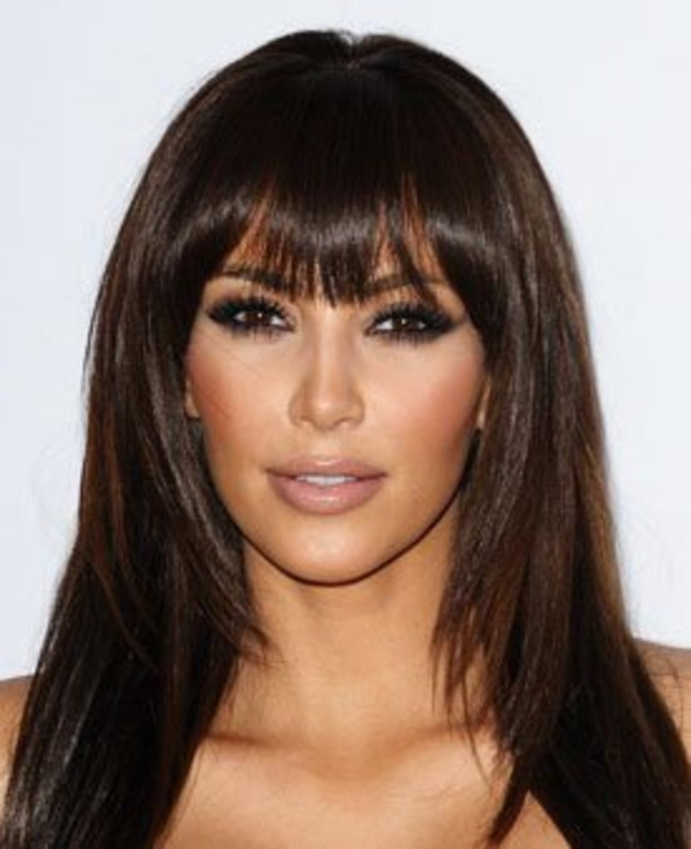 Kim Kardashian Makeup Tips & Organizer