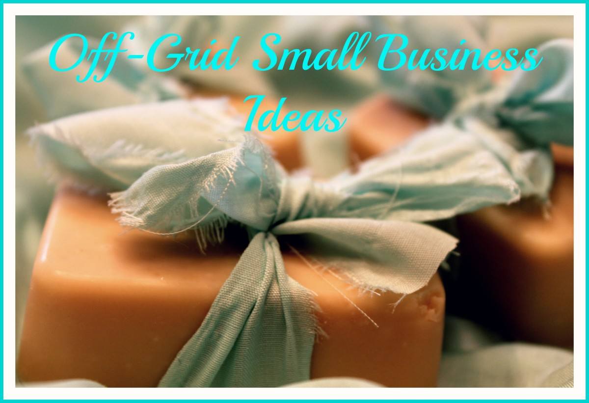 19 Off-Grid Small Business Ideas