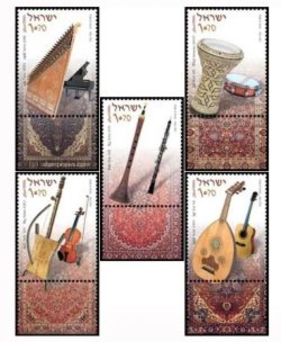 Instruments of Bellydance Music