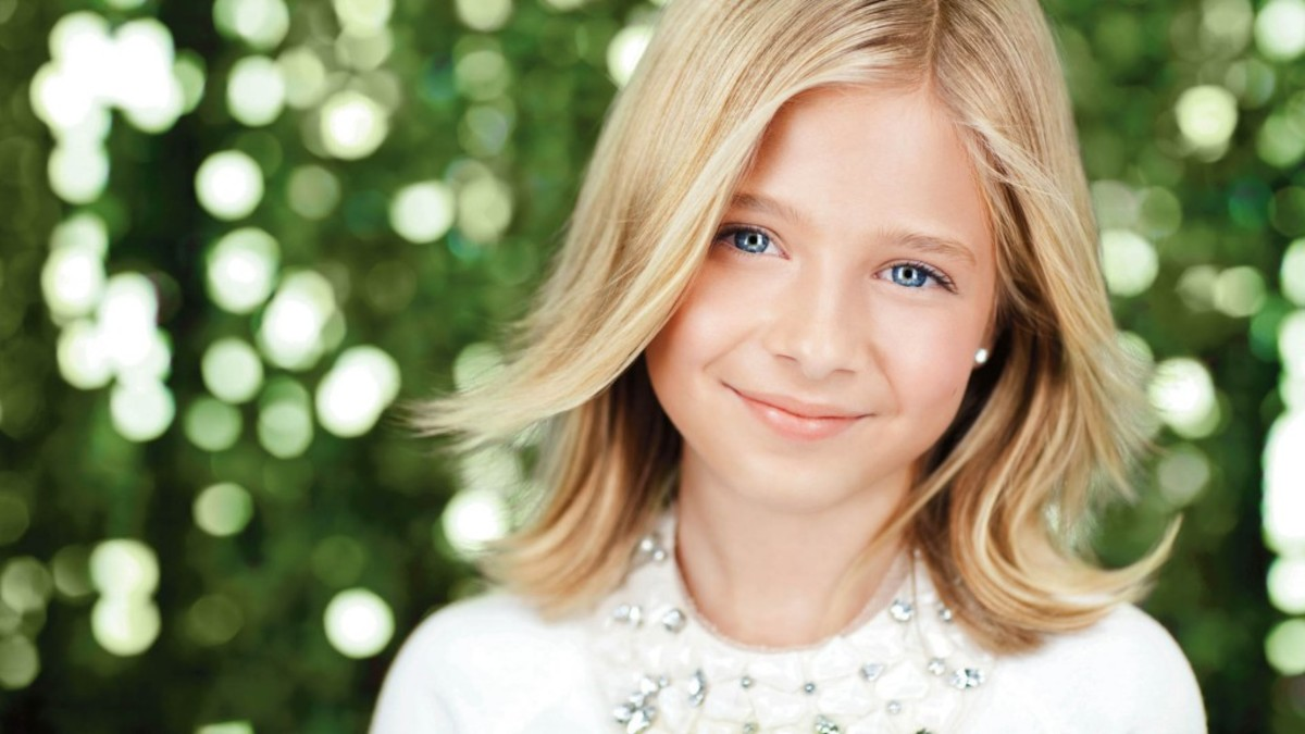 Jackie Evancho - Growing Up!