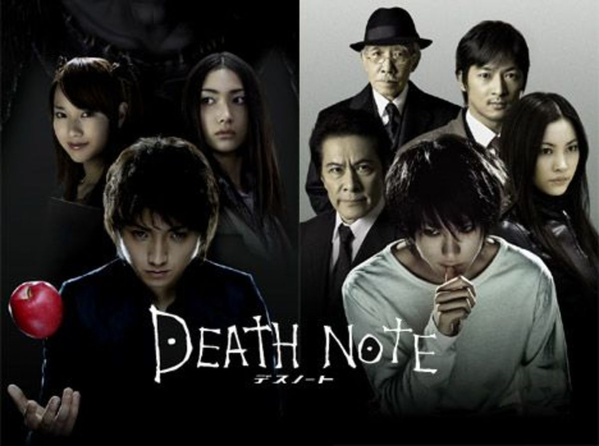 The First Death Note Live Action Movie