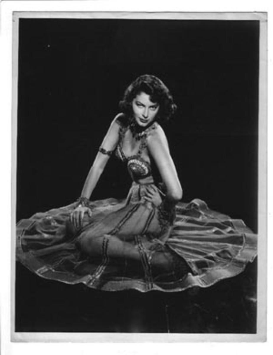 Sexy Ava Gardner