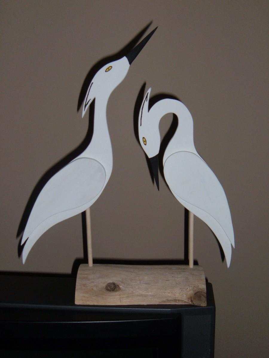 Make this pair of herons