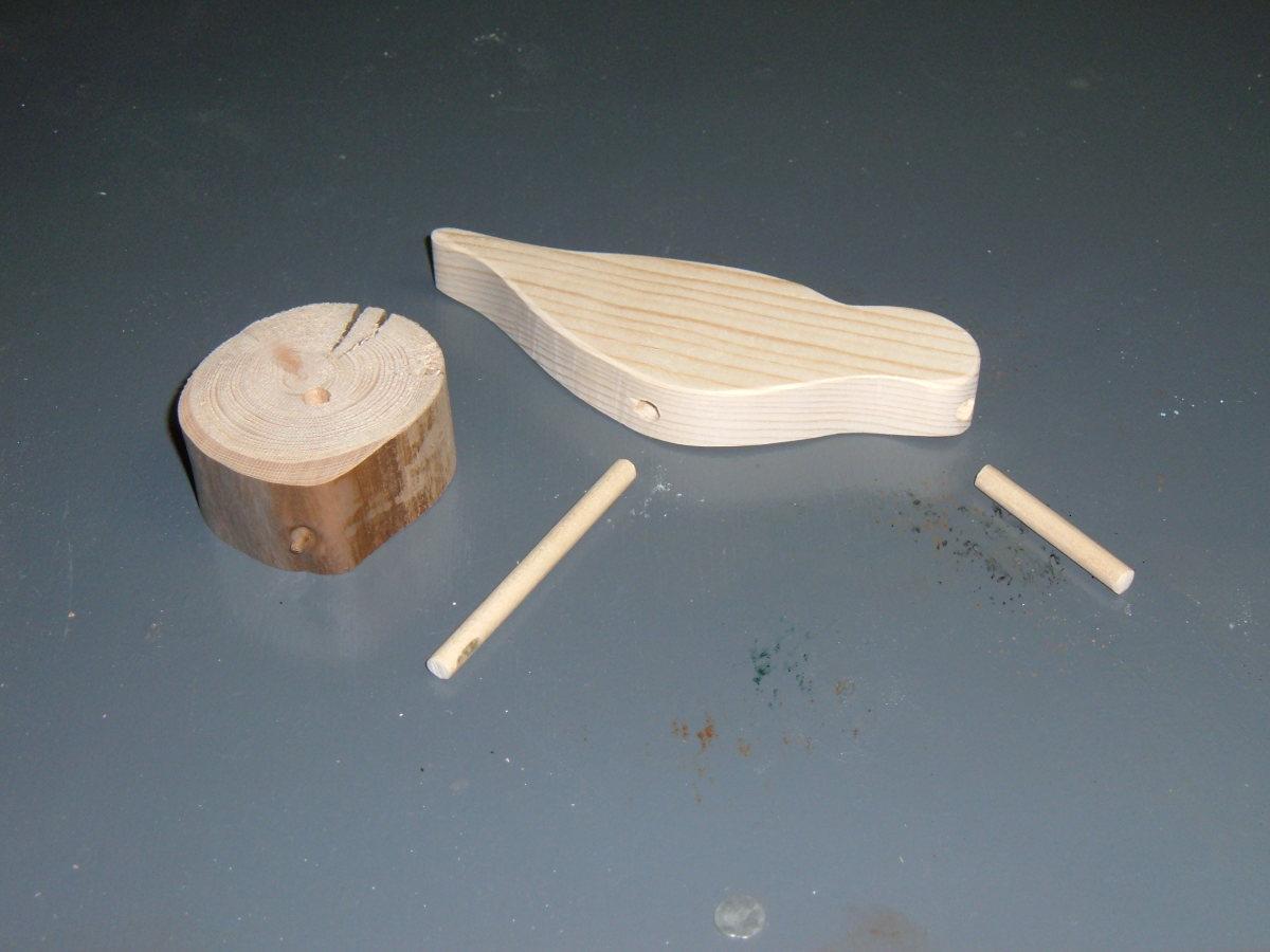 Decoy Carving Kit