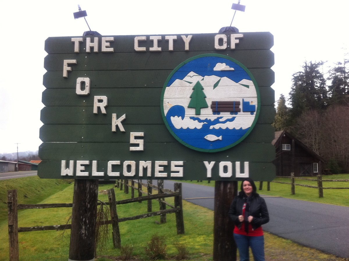 Forks and Port Angeles Washington: Places to Visit on your Twilight Vacation