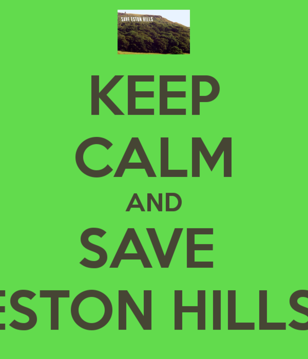 Friends of Eston Hills - see the feature at the bottom of this page