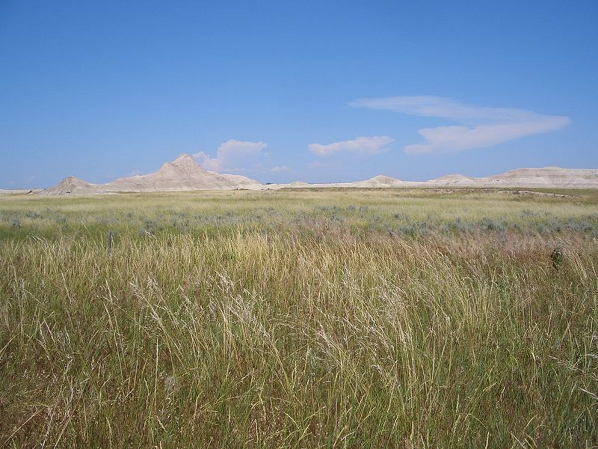 Oglala National Grassland, Nebraska.