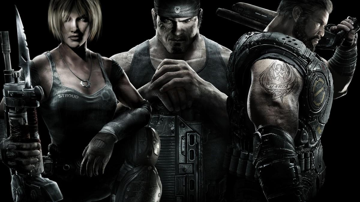 gears of war 3 epic edition, gears of war 3 release