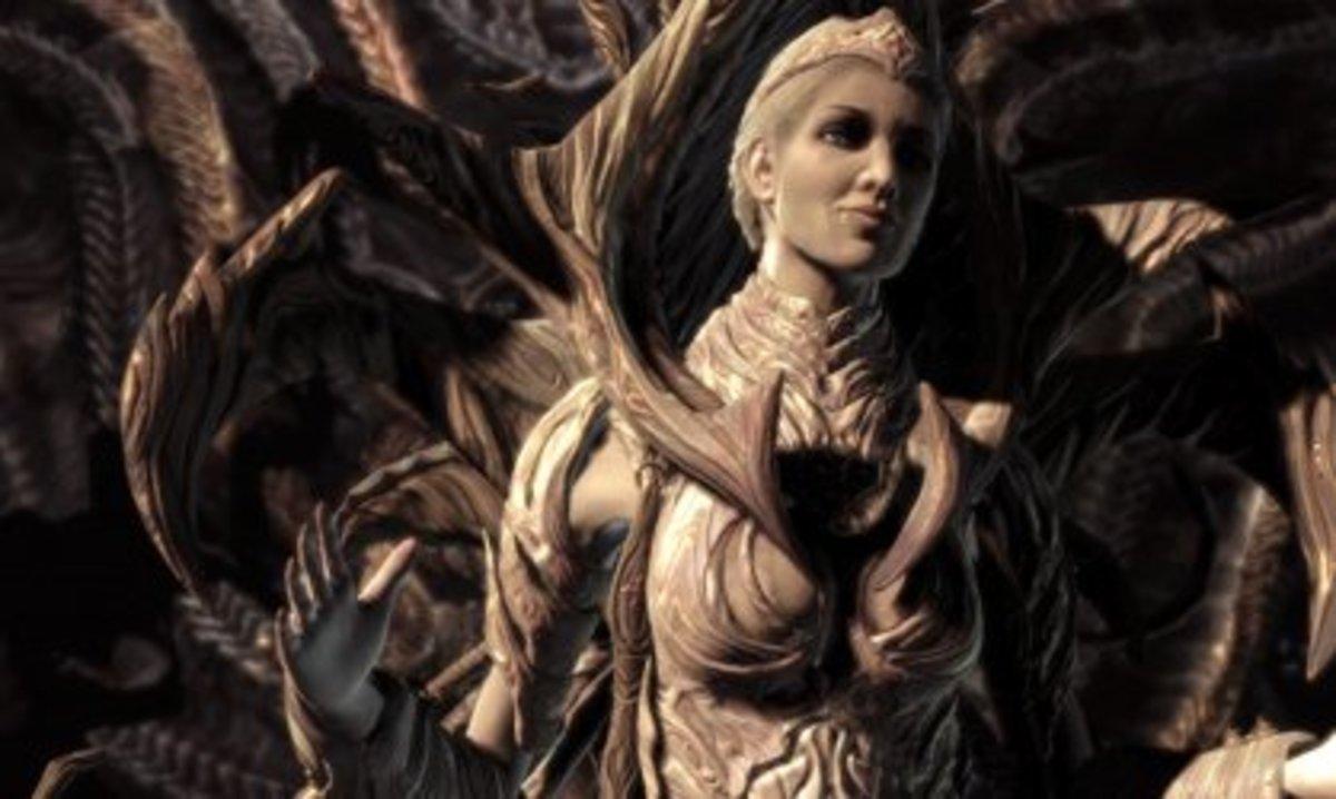 Queen Myrrah Gears of War 3