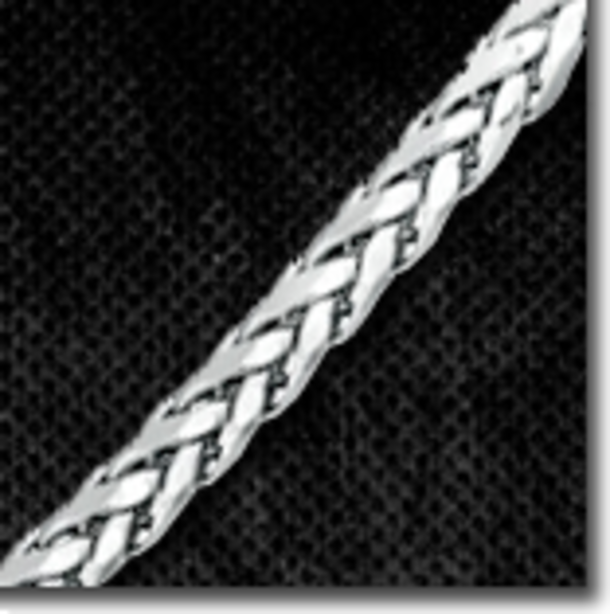 ▲ Wheat Link Chain