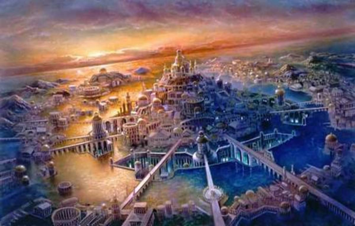 Uncovering Atlantis: Evidence of a lost chapter in human history.
