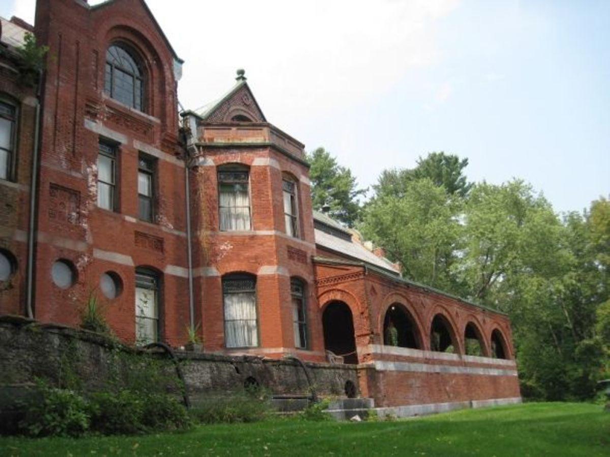Wilson Castle, Proctor Vermont