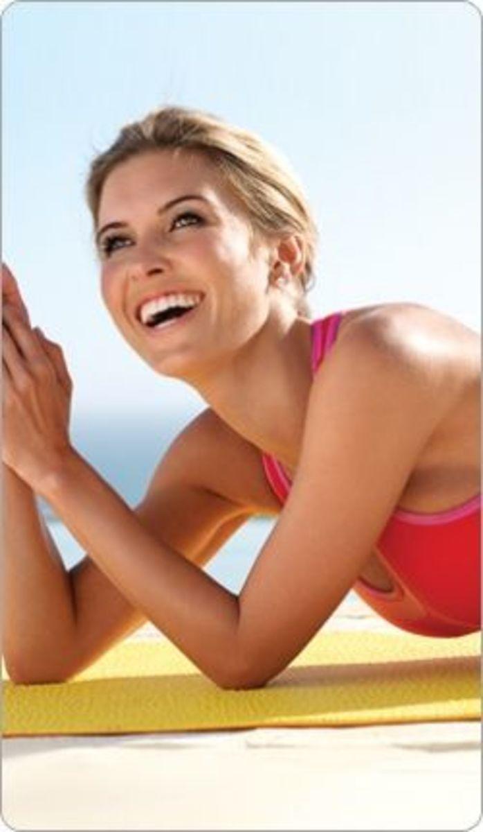 Audrina Patridge Workout and Diet Plan