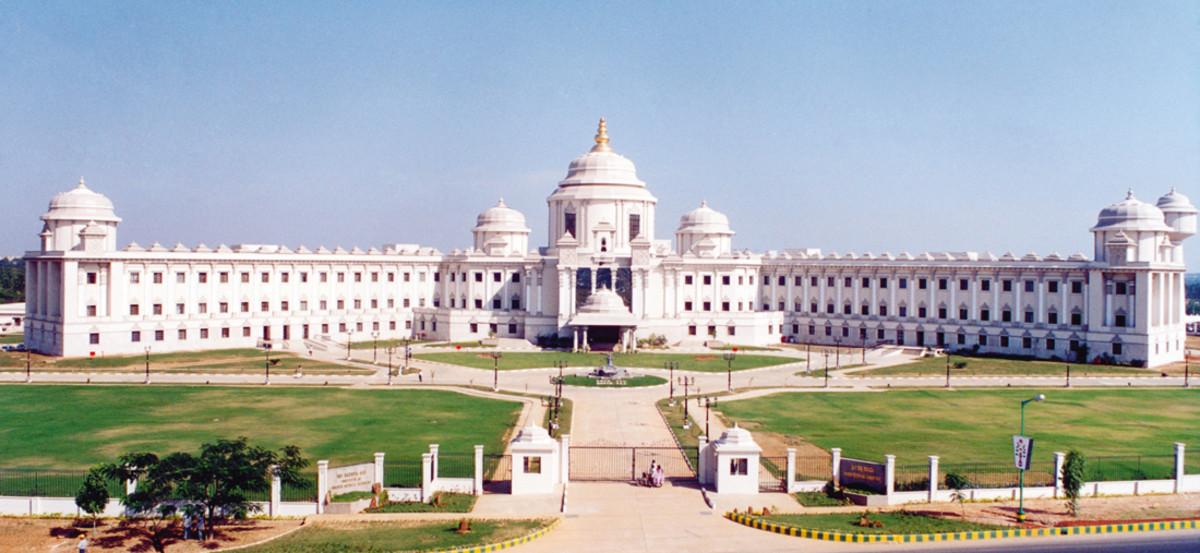 The Super Specialties Hospital at Bangalore