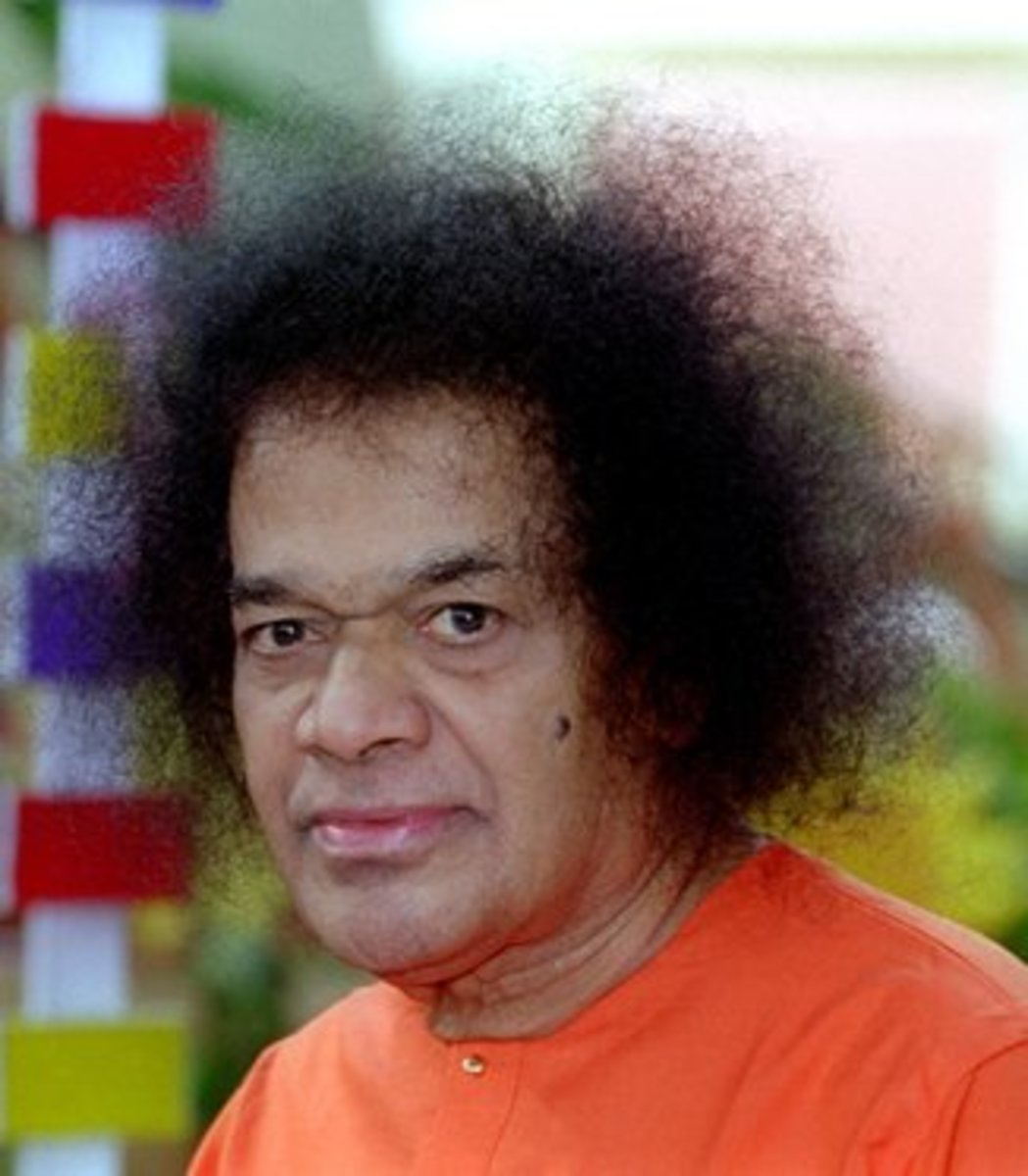 Who is Bhagawan Sri Sathya Sai Baba?