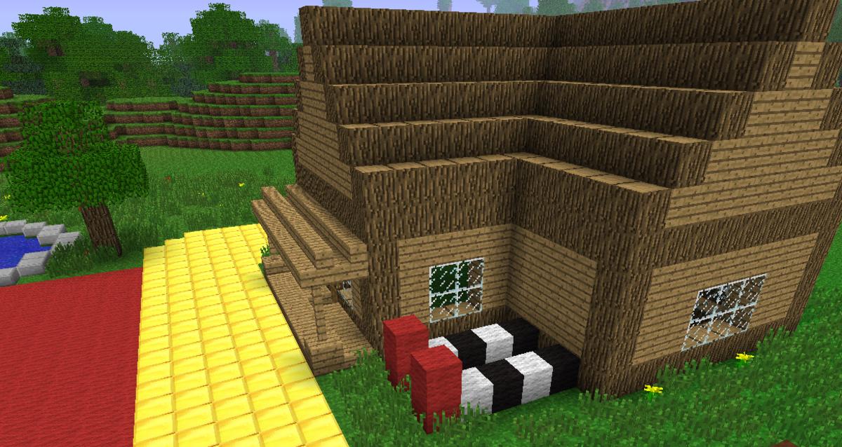 Land of Oz Minecraft World Download
