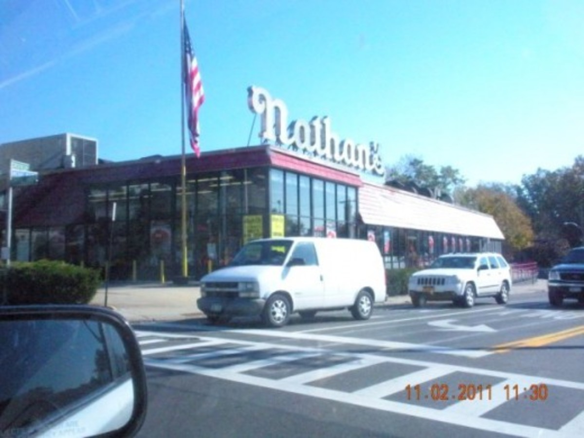 Passing By Nathan's R.I.P. Pre 2013