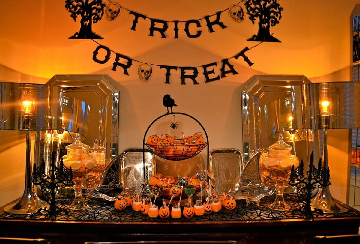 Easy Halloween Party Treats