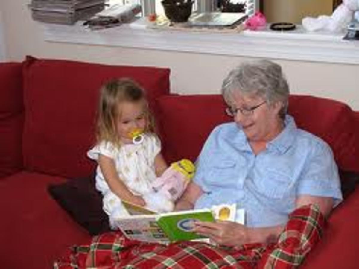 In the old times our grandma used to tell us children stories, they did not read the story from a book as it is done these days; but they new by heart a few stories that were very handy to tell the children to keep them interested and quiet.