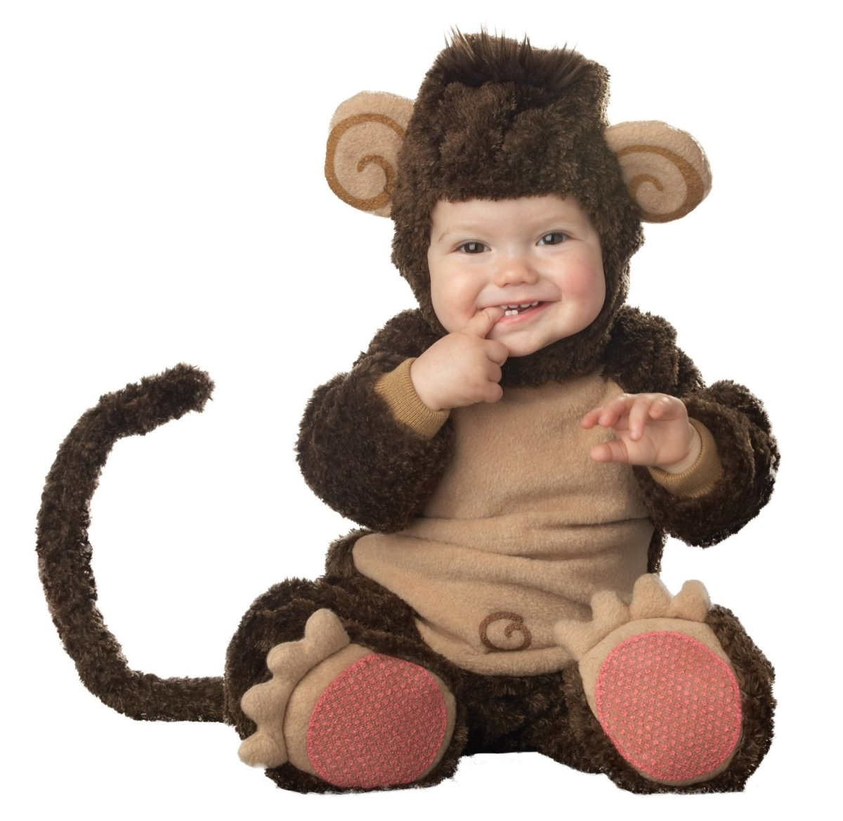 Awwwww.  Look at this cute baby monkey costume!
