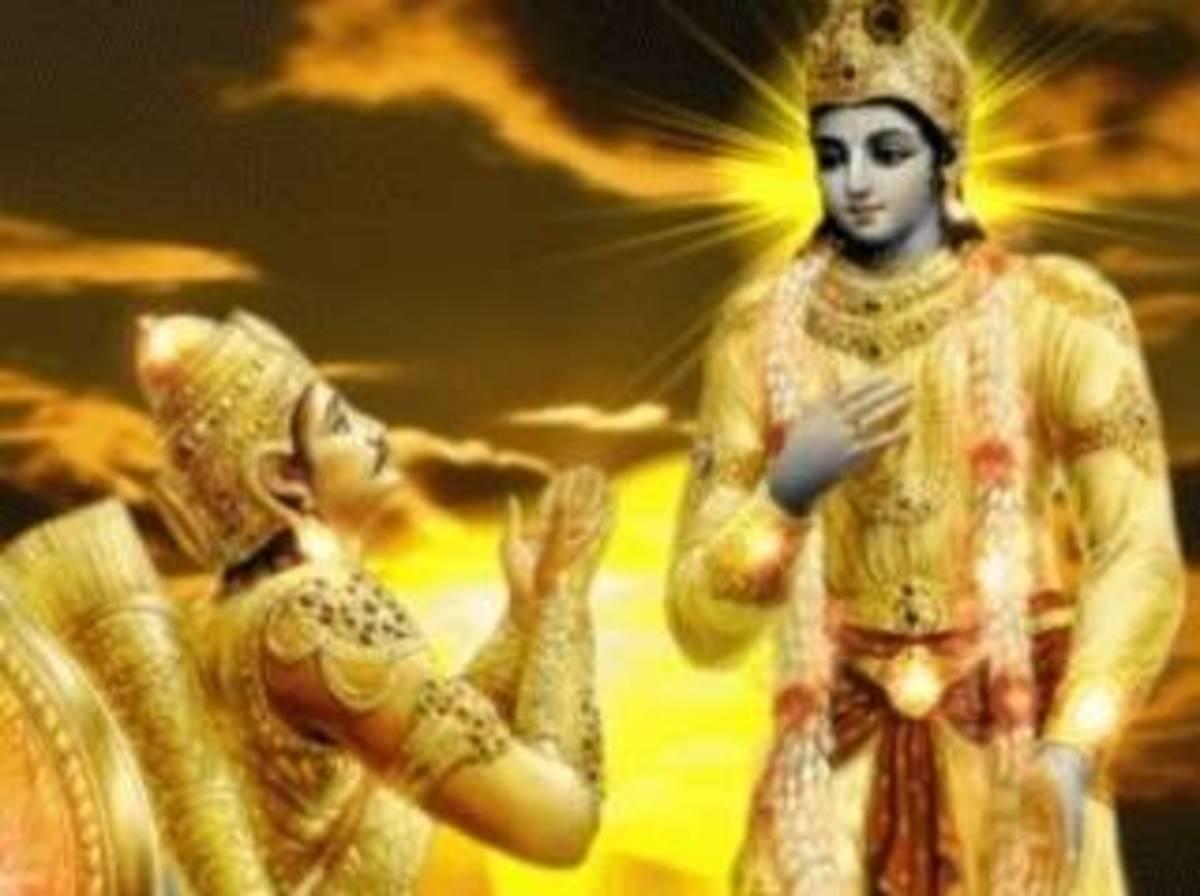 Bhagwad Gita - El mayor conversación entre el hombre y Dios
