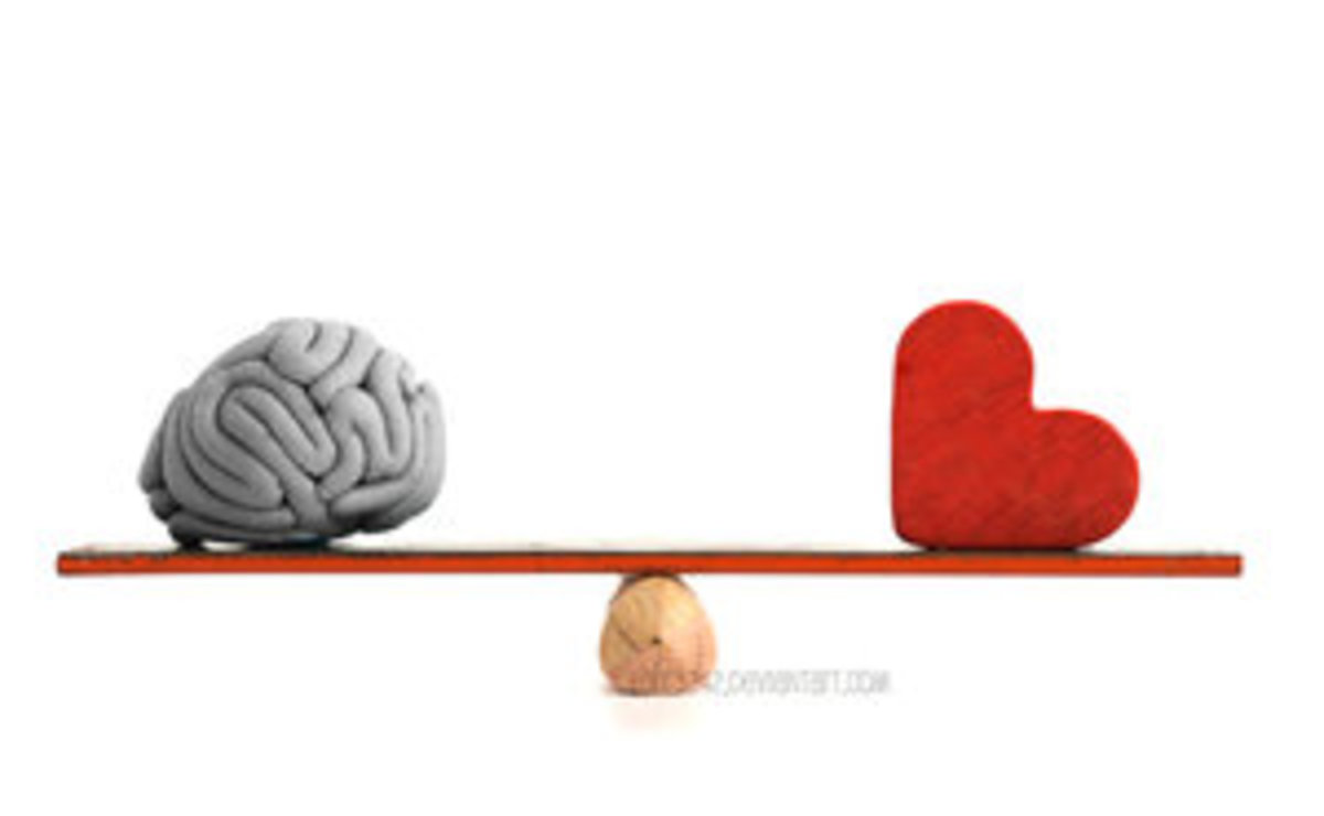 How to Distinguish Between the Heart and the Mind