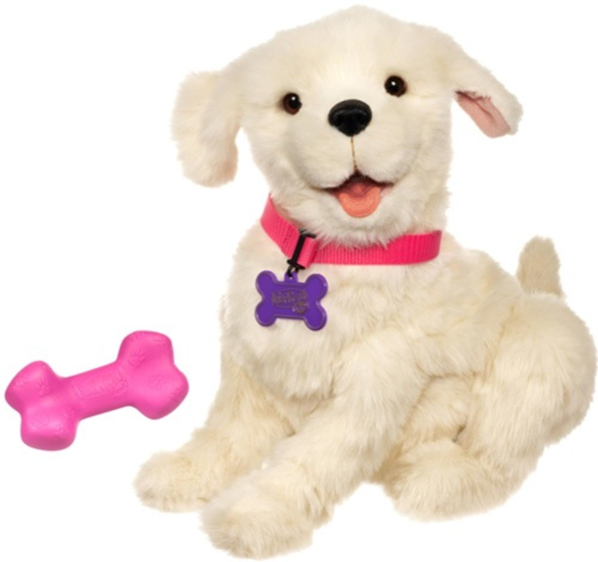 FurReal Friends Cookie My Playful Pup - Puppy Prices, Reviews, Hasbro