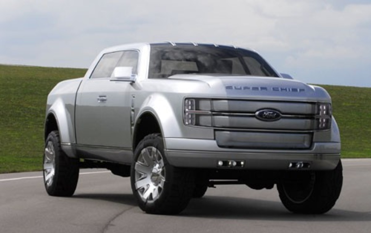 The Best Diesel Truck Of 2012: A Comparison Of The 2012 Diesel Models