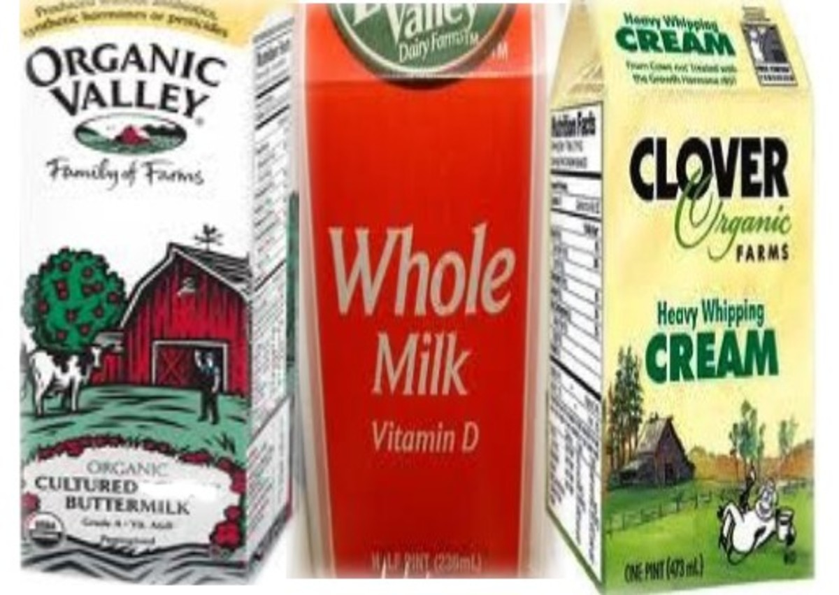 Find these in the dairy case at you local market. They do not need to be organic...the cheapest brand will work.