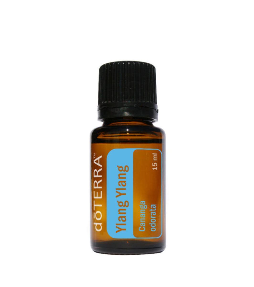 doTERRA's Certified Pure Therapeutic Grade Ylang Ylang oil