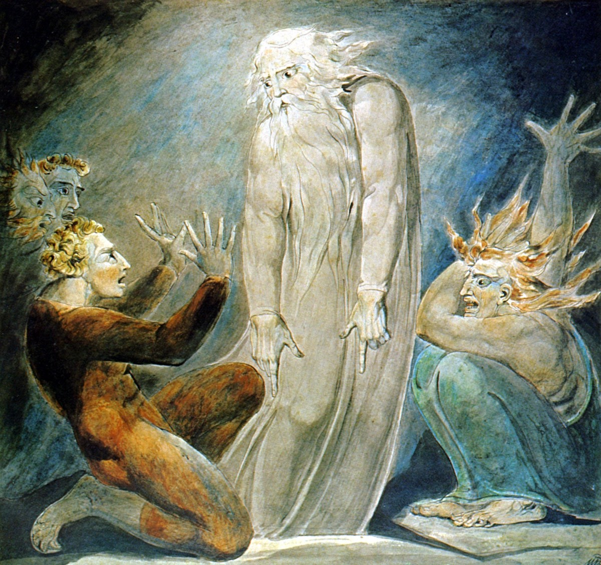 """King Saul visits """"the witch of Endor"""" to conjure what Saul """"perceived"""" to be Samuel. Really, it was a demon."""