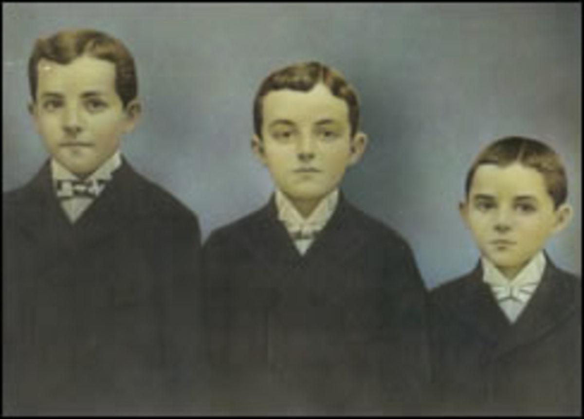 Joe, Harry and Nate Cohn