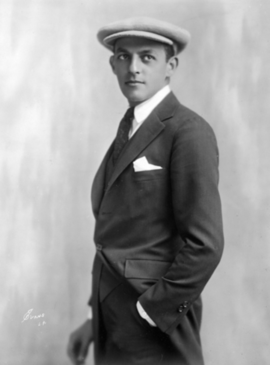 Young Harry Cohn
