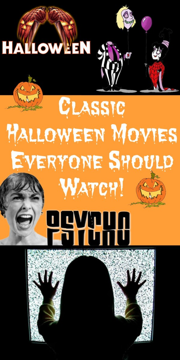 Classic Halloween Movies Everyone Should Watch!