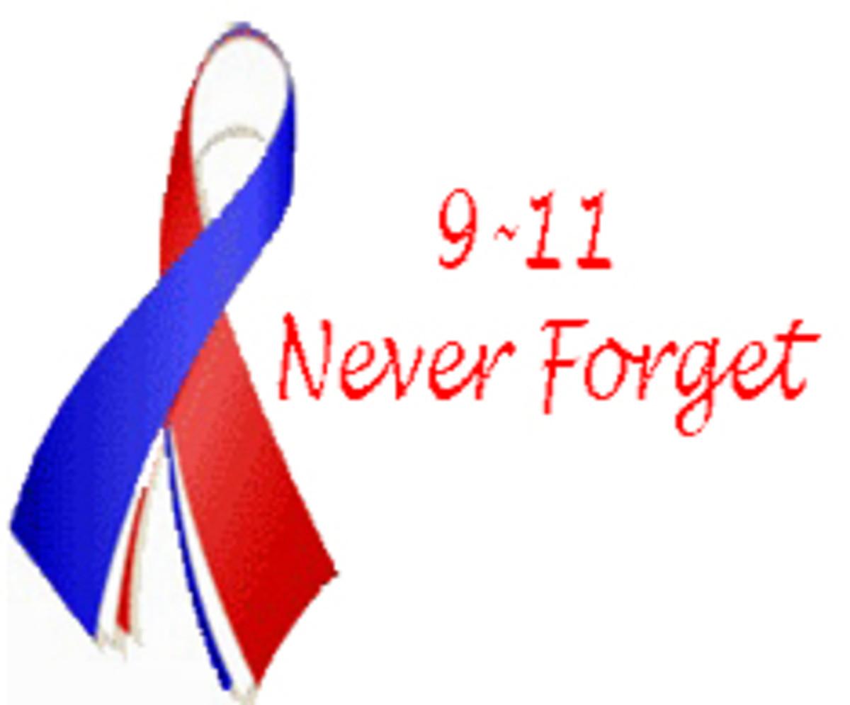 9-11-2001 My cousin, Peter Kellerman