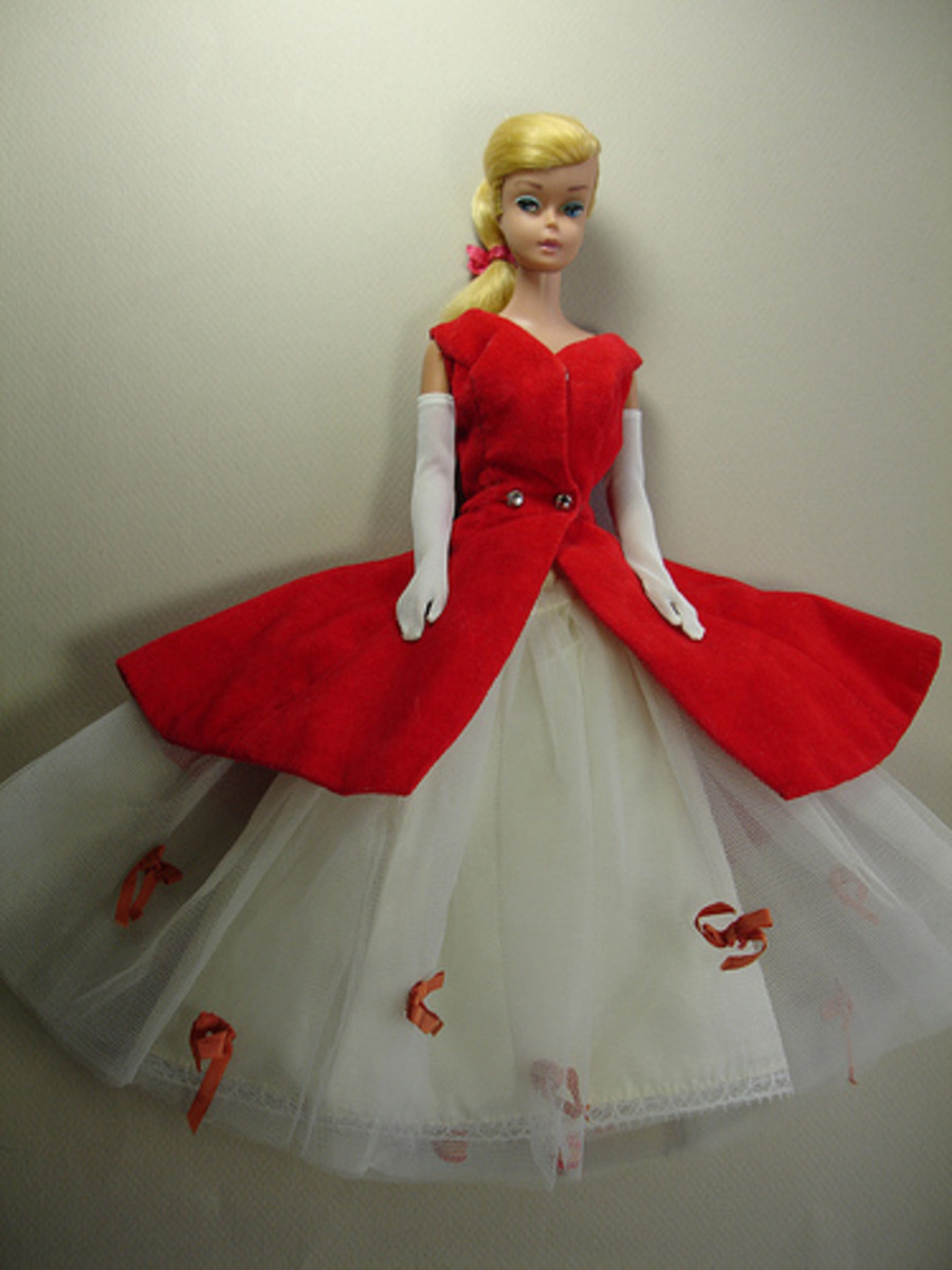 Barbie in Benefit Performance