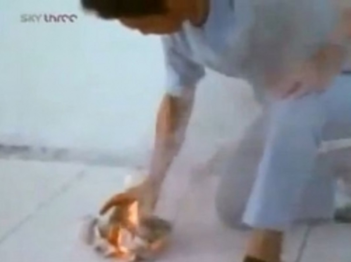 John Chang - Dynamo Jack - psychic power