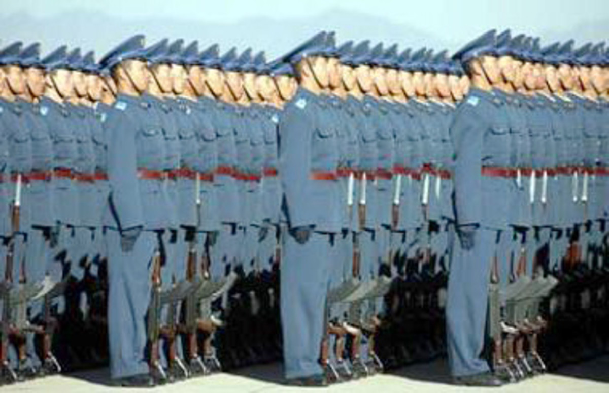 People liberation army(PLA)